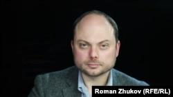 Председатель Фонда Бориса Немцова за свободу Владимир Кара-Мурза-младший