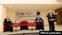 Արմեն Սարգսյան․ Ամուլսարի խնդիրը ցավոտ հարց է մեր երկրի համար