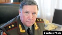 Владимир Чиркин, главнокомандующий сухопутными войсками России.