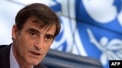 IMF mission chief Ernesto Ramirez Rigo