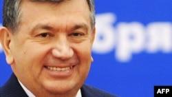 Өзбекстан премьер-министрі Шавқат Мирзияев.