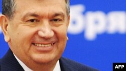 "Among Uzbekistan's top officials, Prime Minister Shavkat Mirziyaev is seen as a ""fist"" not a ""brain."""