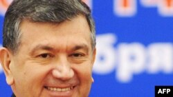 Are things looking up for Prime Minister Shavkat Mirziyaev?