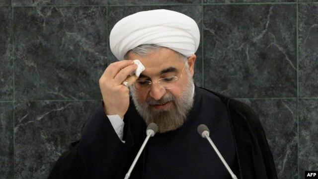 حسن روحانی در مجمع عمومی سازمان ملل
