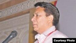 ویجـی ستیا، رئیس انجمن سراسری صادرکنندگان برنج هند.