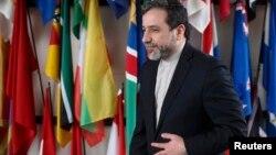 Шефот на иранскиот преговарачки тим Абас Арагчи