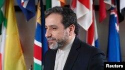 Iranian nuclear negotiator Abbas Araghchi