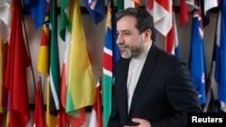 عباس عراقچی، عضو ارشد تیم مذاکرهکننده هستهای ایران