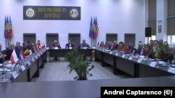 Ambasadorii NATO în vizită la Deveselu
