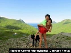 Аляска, Анатолий с сестрой Даниэллы Вильямс Дисней