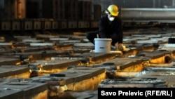 Kombinat aluminijuma Podgorica, ilustrativna fotografija