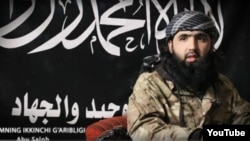Абу Салох, лидер группировки «Жаннат ошиклари».
