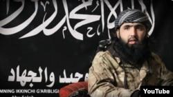 Abu Saloh, the leader of Jannat Oshiqlari (Loving Paradise)