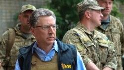 Ваша Свобода Місія Волкера і реакція Росії. Хто зриває «Мінськ»?