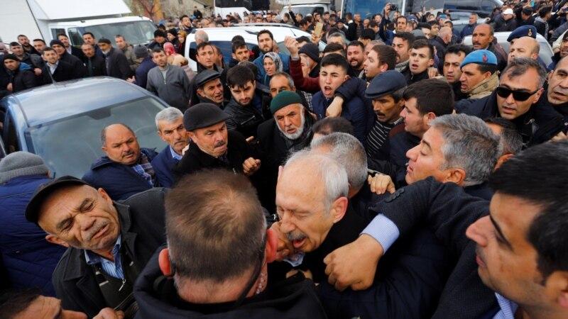 Napadnut lider turske pobjedničke Republikanske partije