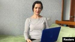 Зоряна Скалецька перебуває у Нових Санжарах на Полтавщині, куди 20 лютого на 14-денний карантин помістили евакуйованих із Китаю громадян