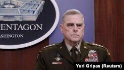 Председатель Объединённого комитета начальников штабов генерал армии Марк Милли