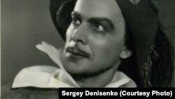 """Вацлав Дворжецкий в спектакле """"Укрощение строптивой"""", 1950 год"""