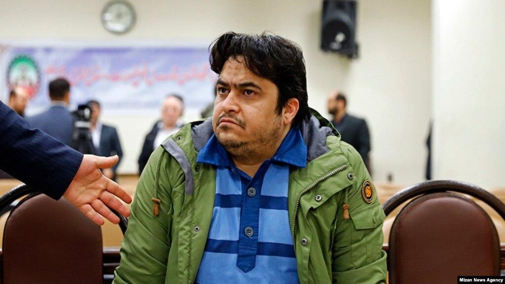 آقای زم که در فرانسه زندگی میکرد، مهرماه پارسال در سفری به عراق بازداشت و به ایران تحویل داده شد.