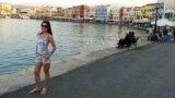 Turiști în Grecia