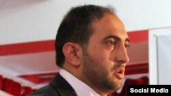 مسعود ترشتوال سخنگوی شورای حراست و ثبات افغانستان