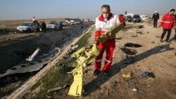 بازخوانی اطلاعات جعبهٔ سیاه هواپیمای سرنگون شدهٔ اوکراینی در فرانسه