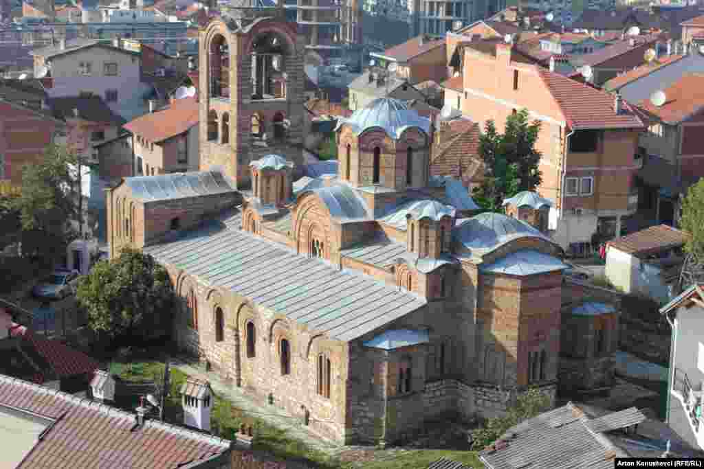 The Orthodox Church of Our Lady of Perpetual Succor in Prizren