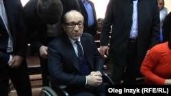 Геннадій Кернес у суді, 25 січня 2016 року