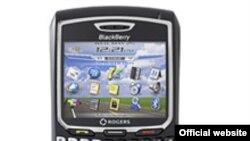 BlackBerry 8700r наладонный компьютер с функцией электронной почты