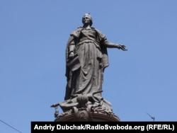 Пам'ятник Катерині Другій в Одесі