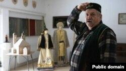 Глава Татарского культурного центра Польши Ежи Шахуневич. 13 февраля 2013 года.