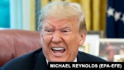 АҚШ президенти Дональд Трамп.