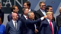 Американските сенатори поделени околу пристапот на Трамп кон НАТО