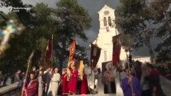 Tetë priftërinj në Mal të Zi mund të përballen me burgim