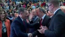 Груевски најави нов пристап, Трајановски го најави заменикот Амети
