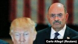 The Trump Organization şirkətinin baş maliyyəçisi Allen Veyselberq