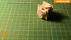 Белорусский умелец собрал двигатель из бумаги