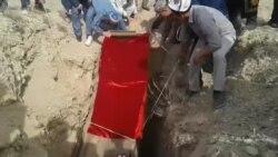В Баткене захоронили мумию, которая хранилась в музее