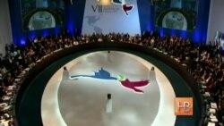 В Панаме состоялась историческая встреча Барака Обамы и Фиделя Кастро