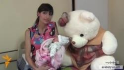Ծննդատներում մայրերին «համոզում ու պարտադրում են» արհեստական կաթնախառնուրդ տալ երեխաներին