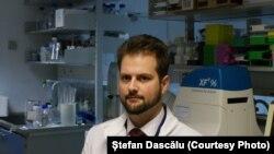 Dr. Ștefan Dascălu, cercetător la Universitatea Oxford
