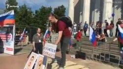Антикоррупционный митинг в Казани 12 июня