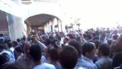 اعتراضها در بازار تهران
