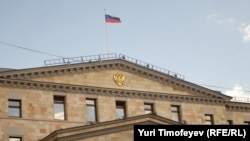 Здание Генеральной прокуратуры в Москве