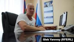 мэр Сортавалы Сергей Крупин