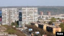 Проспект Ленина в Кемерове. Архивное фото
