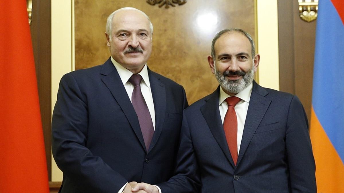 Armenian PM Congratulates Belarus's Lukashenka On Reelection