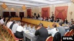 Конференция по «Восточному партнерству» в Тбилиси. Архивно-иллюстративное фото