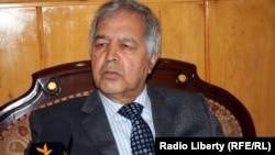 د افغانستان بانک رئیس نورالله دلاورې