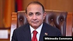 Ovik Abraamian, Armenia's new prime minister